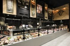 Scope of works completed by us at JP Quality Meats; • 14 metre Channon Custom Angled front loaded meat display • 2 x Channon display dry age room on top of each other • 1 x Channon custom general coolroom • 1 x Channon Custom Meat coolroom • 1 x Channon Custom Freezer room •Read more »