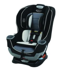 Amazon Prime Deal: Graco Extend2fit Car seat ONLY $103!  (Originally $200!)