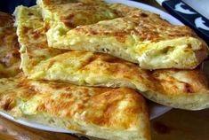 Быстрое «хачапури» к завтраку
