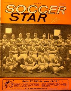 Ticket Drawing, Nottingham Forest Fc, Printing Supplies, Soccer Stars, Vintage Football, Magazine Articles, Name Cards, Surrey, Magazines