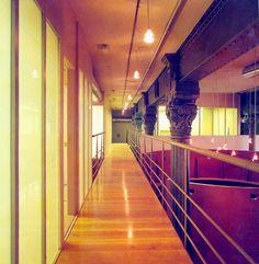 Sala de Exposiciones de la Comunidad de Madrid. Edificio de la Real Compañía Asturiana de Minas, Consejería de Cultura. Madrid, allende arquitectos 1990
