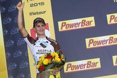 Cyclingnews.com @Cyclingnewsfeed Tour de France: Vuillermoz rises to stardom after stage win on the Mûr-de-Bretagne: cyclingnews.com/new