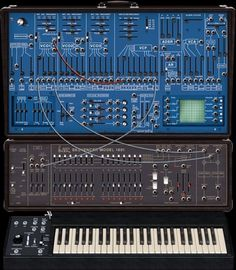 Arturia - Arp (Emulation of Arp 2600 Synthesizer) Music Machine, Drum Machine, Music Sequencer, Cassette Vhs, Vintage Synth, Computer Music, Music Software, Sound Studio, Electronic Music