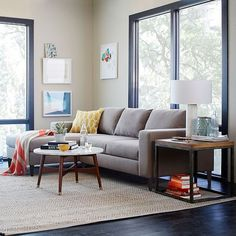 jackson sectional performance velvet shadow pinterest jackson rh pinterest com West Elm Furniture West Elm Everett Upholstered Couch
