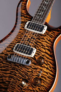 Paul Reed Smith Private Stock #4384 Paul's Guitar Brazilian FB Limited Run #25of50 Bronze Smoked Burst