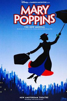 Theatre Geek, Musical Theatre, Theater, Broadway Posters, Theatre Posters, Room Posters, Mary Poppins Children, Mary Poppins Musical, Adele Songs