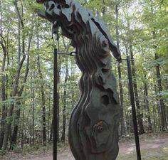 Michigan Legacy Art Park | Outdoor Sculpture Park at Crystal Mountain