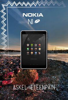 Nokia N1 -ulkomainos