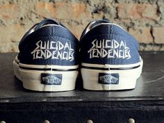 Suicidal Tendencies Vans. Where do I find these?!