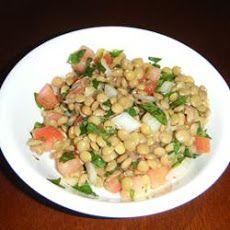 Lemon Lentil Salad Recipe
