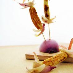 Spiedini di pollo e ricotta #foodphotography #snack #fingerfood