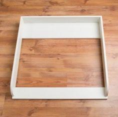 Ikea Wickeltischaufsatz naturholz wickelaufsatz wickeltischaufsatz für ikea malm mandal