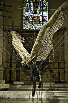Paul Fryer, Lucifer (Morning Star), 2008 - not at all creepy...