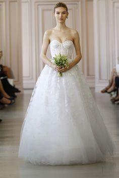 Oscar de la Renta Bridal Spring 2016 - Collection - Gallery - Style.com