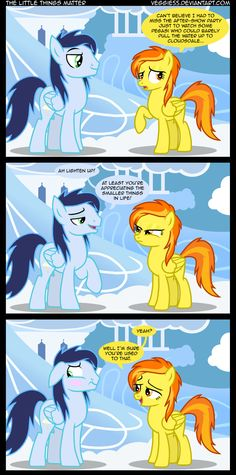 The Little Things Matter by on DeviantArt My Little Pony Comic, My Little Pony Pictures, Mlp Memes, Celestia And Luna, Mlp Comics, Little Poney, Kids Shows, My Little Pony Friendship, Girls Show