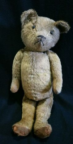 "Antique Teddy Bear 23""  Steiff ?"