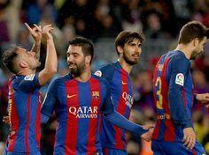 Més Que un Club: Barcelona Pesta Gol ke Gawang Osasuna