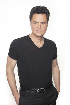 Donny Osmond.Was my very first crush.Please check out my website thanks. www.photopix.co.nz