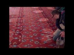 Watermark on my carpet - pile reversal explained ~ Art of Clean - UK - 01223 863632