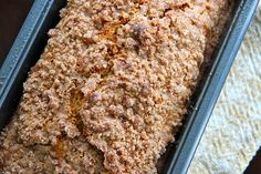 pumpkin apple bread . . . let's get our fall baking on with this recipe!!