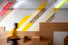 Biju Bubble Tea Rooms by Gundry & Ducker | Inspirationist