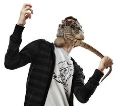 Image result for facehugger cosplay