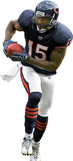 Image Detail for - NFL Forum :: - Brandon Marshall in Bears uniform Nfl Bears, Bears Football, Chicago Bears, Football Players, Football Helmets, Brandon Marshall, Nfl Championships, Walter Payton, Football Hall Of Fame
