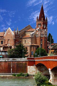 San Fermo, Verona, Veneto, Italy