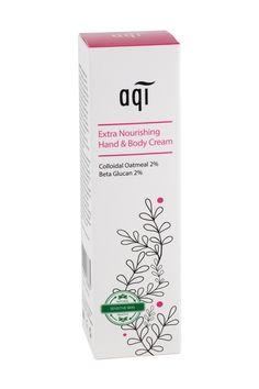 AQI Extra Nourishing Hand & Body Cream