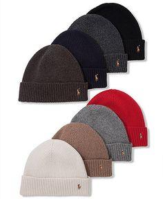 Polo Ralph Lauren Hat, Signature Cuff Hat