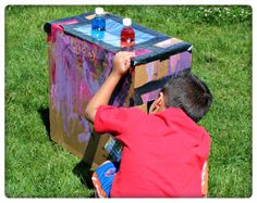 Light Box Magic   True Aim