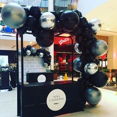Visual Merchandising Displays, Shopping Center, Balloons, Photo And Video, Centre, Instagram, Posts, Space