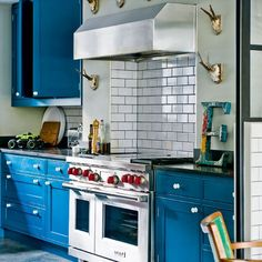 Kitchen | Be inspired by a luxurious and quirky west London home | Modern home | House Tour | PHOTO GALLERY | Livingetc | Housetohome