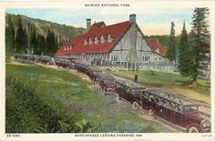 1911 Washington postcard. Hagins collection.