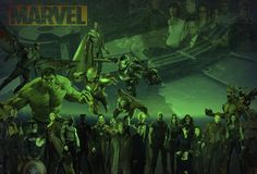 Avengers, marveluniverse, and Marvel image