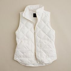 J Crew Vest worn once. excellent condition. J. Crew Jackets & Coats Vests