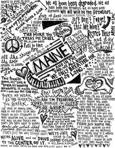 the maine // i just wanted to repin this cuz it is still so bizarre to me how the kid i knew years ago is now the subject of pins and boards of complete strangers across the country.