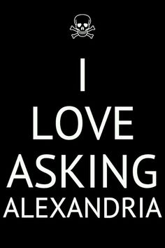 """Asking Alexandria"""