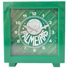 Despertador Palmeiras Verde. R$20