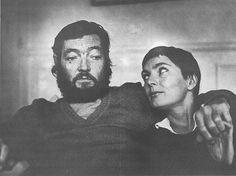 Carol Dunlop and Julio Cortazar