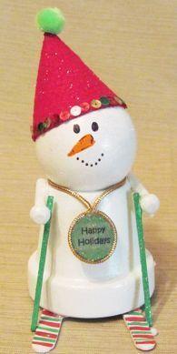 Terra Cotta Pot Christmas Crafts | ... ideas | Craft ideas - Christmas Ideas - pottery, pots and terra cotta