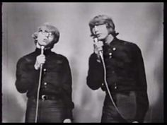 Peter & Gordon - To Know You Is To Love You (1965).  This takes me back!