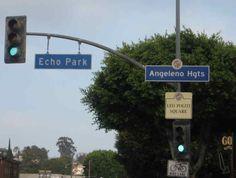 la, echo park