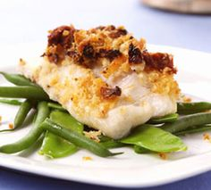Free Recipes: Baked Cod Italian Style - Diet and Nutrition