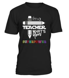 # Super Hero Teacher Tee Shirt .          Love teaching? or need cute gift for your teacher? This tee has that covered for english, math, physics, gym, biology, french, calculus, business, economics, accoutning, science drama super power Kindergarten highschool university college pre k teacher tee.  All teachers are super heroe in disguise. Available in mens, womens, boy, girl youth sizes. Perfect gift for Christmas, graduation, farewell prom valentine gifts boyfriend, girlfriend, mom, dad…