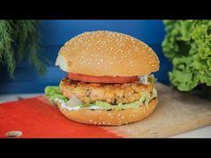 OLADI (CLĂTITE RUSEȘTI) I Rețetă + Video – Valerie's Food Kfc, Meringue, Salmon Burgers, The Creator, Chicken, Ethnic Recipes, Food, Pie, Red Peppers