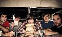 Reliant K. You can't be unhappy listening to their music.
