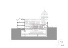Victoria And Albert Museum, Floor Plans, Architecture, Arquitetura, Architecture Design, Floor Plan Drawing, House Floor Plans