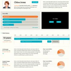 infographic resume cv template vol 1 infographic resume resume