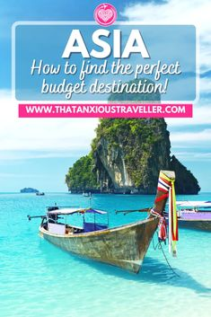 Searching for cheap places to travel in Asia? Get 35 budget travel destinations with this guide to traveling on a budget in Asia! With beautiful, inexpensive locations in Southeast Asia and beyond, this is the ultimate guide to cheap Asia travel. Learn your daily budget, tips on things to do and see, and get awesome accommodation recommendations! Get inspiration for cheap travel destinations in Asia, and make the most of your travel! #Asia #BudgetAsia #BudgetTravel ##BudgetTravelDestinations Travel Guides, Travel Tips, Travel Destinations, Travel Books, Travel Journals, Travel Abroad, Amazing Destinations, Travel Advice, Cheap Places To Travel